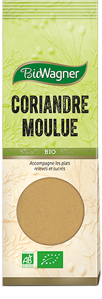 Bio Coriandre moulue,