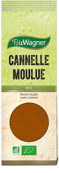 Bio Cannelle moulue,